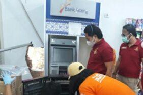 Mesin ATM Bank Jateng di Kota Semarang Dibobol, Rp849 juta Raib
