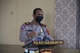 Ingat, Knalpot Brong Jadi Fokus Operasi Patuh Candi di Karanganyar
