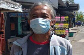 Kisah Mbah Gondrong, Karyawan Umbul Ponggok Klaten Jualan Pisang Demi Bertahan Hidup di Tengah Pandemi Covid-19