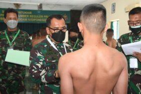 Seleksi Bintara TNI AD Kodam IV Diponegoro Sisakan 238 Pendaftar