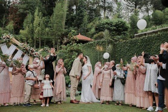 Pesta Pernikahan Exclusive Bonus Pemandangan Epic, Siapa Mau?