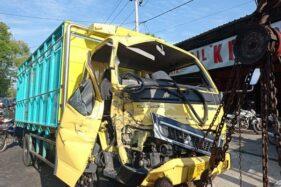 Kecelakaan Beruntun di Ponorogo, 3 Orang Luka-Luka