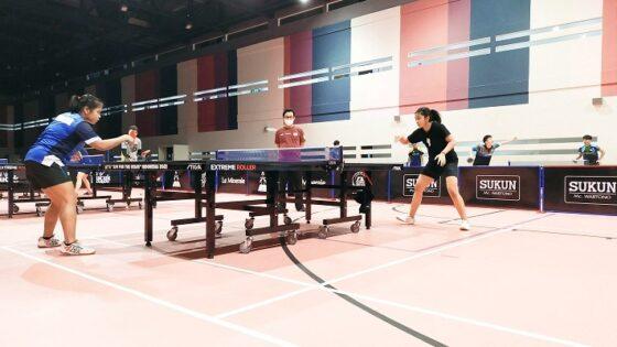 Atlet Tenis Meja Sukun Wakili Indonesia ke Doha, Qatar, Semoga Juara!
