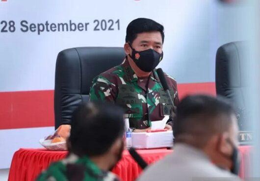 Panglima TNI: Tutup Akses Teroris MIT Poso