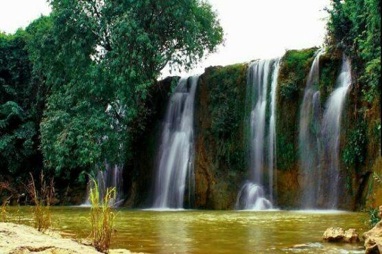 Air Terjun Grodo, Mini Niagara dari Bumi Mina Tani