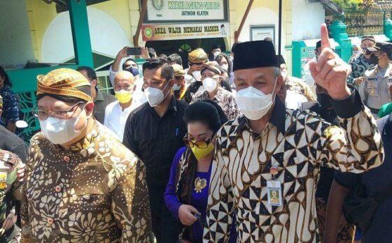 Pengamat UGM Soal Peluang Ganjar-Airlangga Duet Pilpres 2024