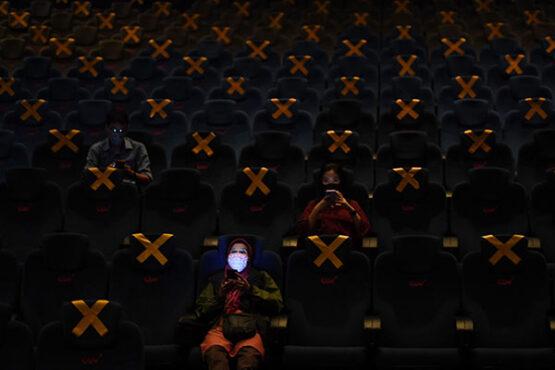 Hari Pertama Bioskop di Jakarta Beroperasi Kembali