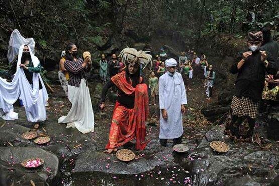 Festival Lima Gunung XX Eksistensi Seniman Ditengah Pandemi