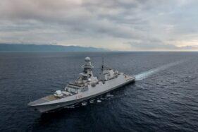 Menunggu Kabar Lanjutan Kapal Perang Baru Indonesia asal Italia