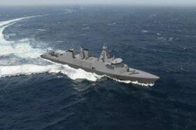 Akhirnya Indonesia Pilih Kapal Perang Baru Desain Inggris