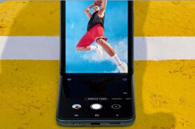 Galaxy Z Flip3 5G Coba Manjakan Kreator Video dan Pengguna Video Meeting