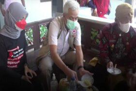 Pong Blosok, Panganan Absurd Khas Pulau Parang Karimun Jawa yang Dipromosikan Ganjar