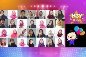 SMA Batik 1 Solo Raih Sekolah Favorit di H3ystar Virtual Festival