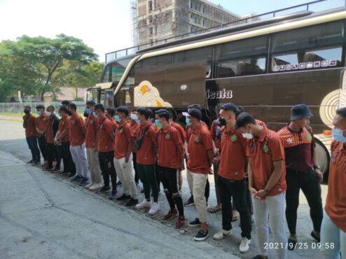 Jelang Lawan Persijap Jepara, Hizbul Wathan FC Bawa 25 Pemain