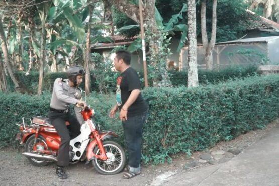 Harga Honda C70 Mirip Motor Pak Bhabin di Solo Hampir Samai Honda Beat