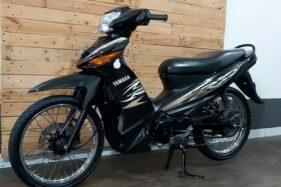 Ternyata Presiden Jokowi Masih Koleksi Yamaha Vega