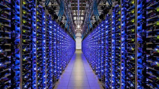 """Ilustrasi data center (liputan6.com)"""