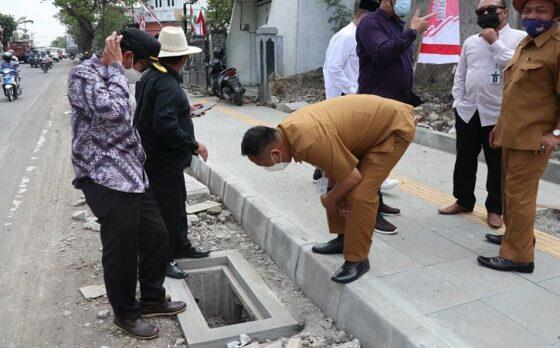 Pengerjaan Proyek Koridor Jl Juanda Solo Senilai Rp4,3 Miliar Molor, Kontraktor Didenda