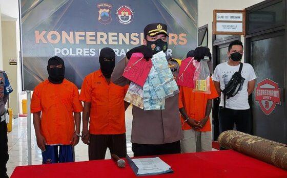 Judi Capjiki di Warung Pinggir Jalan di Mojogedang Karanganyar Terbongkar