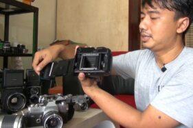 Koleksi Kamera Analog Jadul Bisa Jadi Ladang Investasi