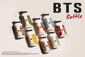 Kabar Baik untuk Army, Kopi Kenangan Hadirkan Merchandise BTS x Built NY