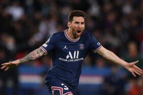 Tonton Gol Perdana Lionel Messi Bareng PSG! Kiper Lawan Tak Berkutik
