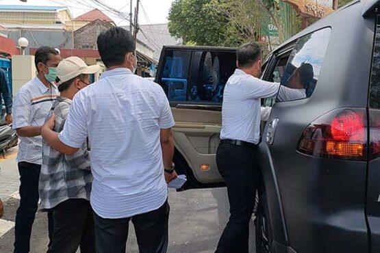 Detik-Detik Penangkapan Mahasiswa Demo saat Kunjungan Jokowi di Solo