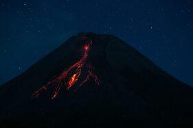 Gunung Merapi Lima Kali Luncurkan Lava Pijar hingga Sejauh 1,8 Km