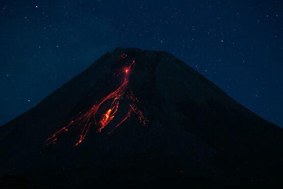 Gunung Merapi 11 Kali Lava Pijar, Status Masih Siaga (Level III)