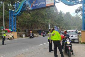 Mobilitas Meningkat, Polres akan Batasi Kendaraan ke Tawangmangu