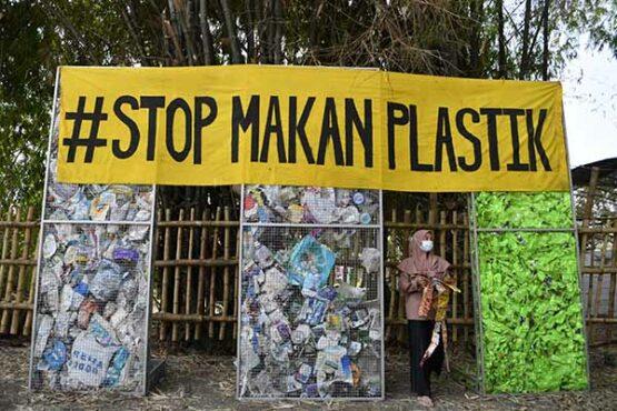 Wow, Begini Keunikan Museum Plastik di Gresik