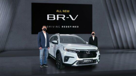 Resmi Diperkenalkan di Jateng-DIY, All New Honda BR-V Siap Mejeng di Solo dan Jogja
