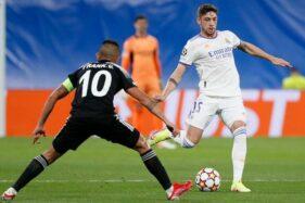 Hasil Lengkap Liga Champions Dini Hari Tadi, Real Madrid Keok