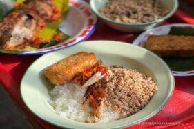 Sego Megono Khas Pekalongan Versi Sehat Cocok Buat Diet, Yuk Coba