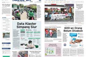 Solopos Hari Ini: Data Klaster Simpang Siur, Akhir Petualangan Azis Syamsuddin