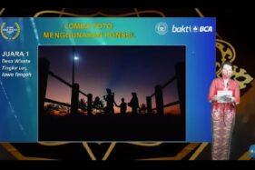 Desa Binaan UKSW Salatiga Jadi Desa Wisata Terbaik 2021 Versi BCA Award