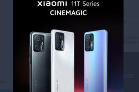 Smartphone Baru: Xiaomi 11T Pro Bisa Rekam Video 8K