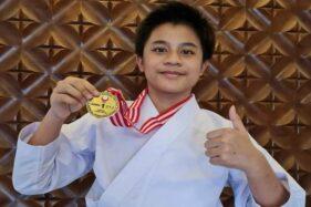 Keren! Siswa SMP Muhammadiyah PK Solo Rebut Emas di Ajang E-Karate Internasional