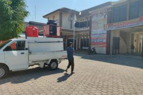 Pemkab Wonogiri Tarik Sarpras Tempat Isolasi Terpusat Gedung PGRI, Bakal Ditutup?
