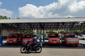 PTM Bergulir, Sopir Angkuta Wonogiri Berharap Pelajar Boleh Naik Angkutan Umum