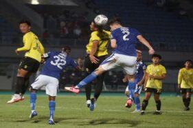 Persib 1-0 Barito Putera: Mantan Pemain Persija Menangkan Maung Bandung