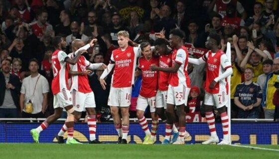 Kebangkitan Berlanjut, Arsenal Tundukkan Tottenham Hotspurs 3-1