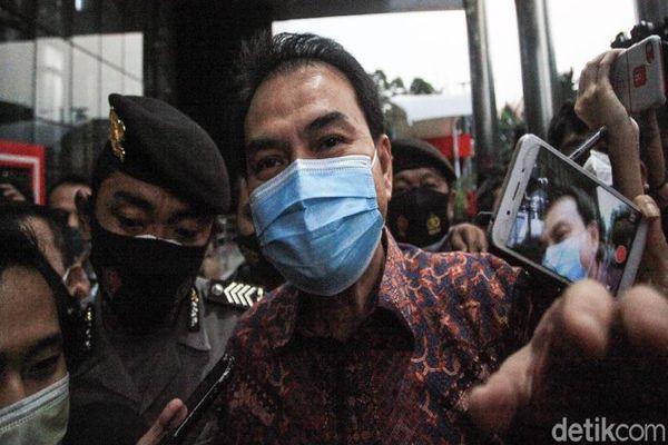 Wakil Ketua DPR Azis Syamsuddin (detik.com)