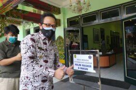 Balai Kota Jogja Jadi Kawasan Wajib Vaksin dan Masker