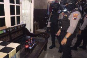 Jual Ciu Ketan Ireng, Pemuda Pucangsawit Solo Ditangkap Polisi