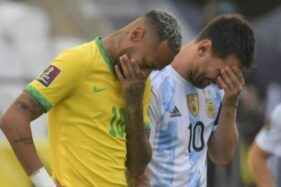 Presiden Jair Bolsonaro pun Gagal Lanjutkan Brasil vs Argentina