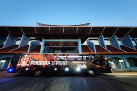 Fase Grup Liga 2, Persijap Jepara Pakai Lapangan Blulukan Colomadu untuk Latihan