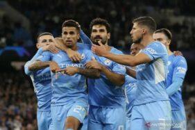 Klasemen Liga Champions Grup A-D setelah Laga Semalam