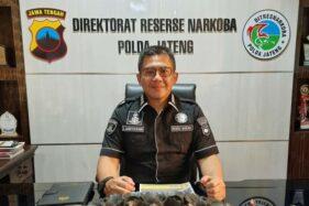 Ajak Anak dan Istri Ambil Narkoba, Pria Semarang Diciduk Polisi