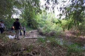 Terungkap! Begini Alur Pembuangan Limbah Ciu yang Cemari Sungai Bengawan Solo